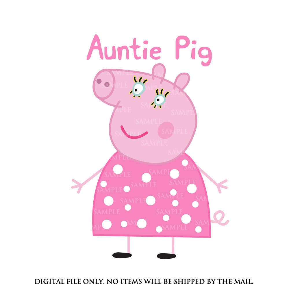 Peppa Pig Invitations To Print is Amazing Template To Make Awesome Invitation Design