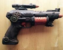 Steampunk Cosplay Gun Accessory