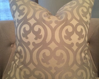 Printed Upholstered Euro pillow case