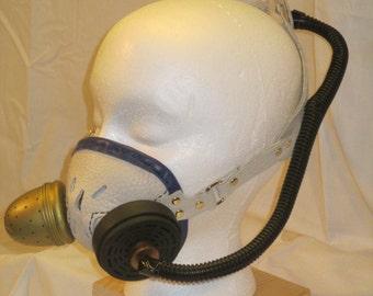 Steampunk respirator