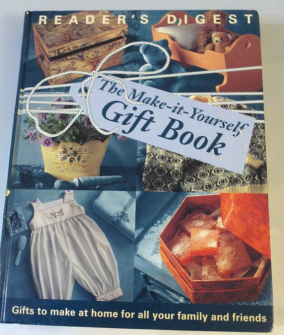 The make it yourself gift book by readers digest like this item solutioingenieria Gallery