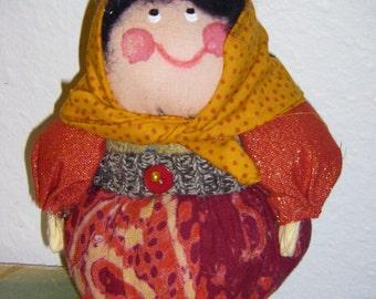Babooshka Pincushion Doll-Dasha