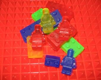 Building Blocks Soap