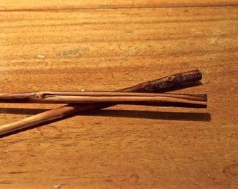 Applewood Chopsticks - Pair No. 1