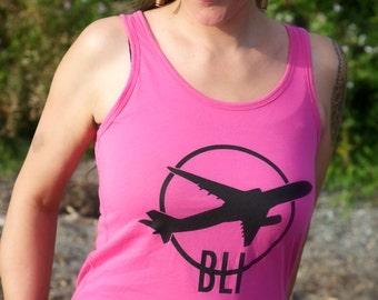 BLI Airport Code Tank Top Women