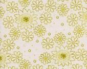 Cotton + Steel Paper Bandana - posy leaf - fat quarter