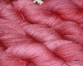 Dusty Rose Baby Merino Lace