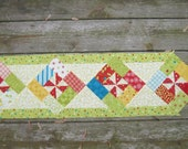 Quilt TOP - Sandy Gervais holiday Table Runner