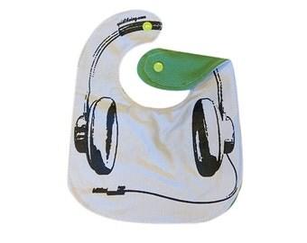 Headphones ) Bib ) Colors Available