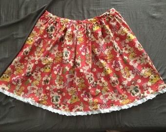 Lolita Fairy Kei Animal Skirts Plus