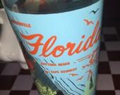 Vintage Florida Souvenir Glass