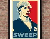 SWEEP – Karate Kid Poster