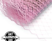 Light Pink - Russian / French - Veiling - Netting - 1 Yard