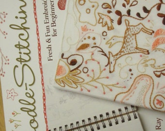 Doodle-Stitching Fresh & Fun Embroidery for Beginners