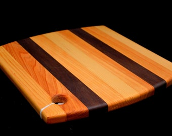 Large Board - Pine, Cypress & Walnut