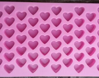 Tiny Hearts Silicone Mold