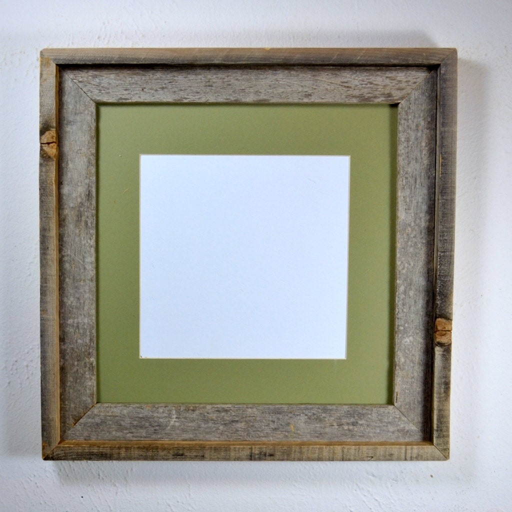 12x12 Photo Frame With Mat For 10x10 Or 8x8 Photo Or By