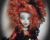 Dead Red .. Red Harrington inspired custom Monster repaint