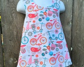 bicycle Pinafore
