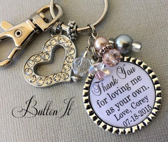 Wedding Gift For Stepmom : ... , wedding quote, step mom, thank you gift, wedding keepsake