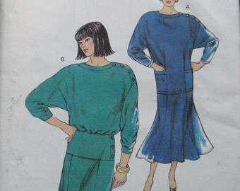 Kwik Sew Dress Pattern 1681