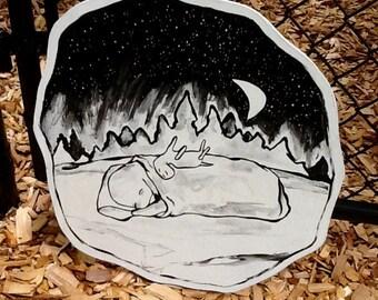 sleep under the stars