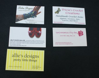 100 Fully custom single page printed Business Cards【 Free QR Code Support | Free Business Card Design | Free Graphic Design 】