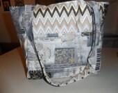 music instruments piano black gold  bag/purse/ diaper bag