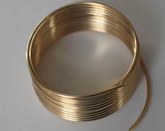 12K Gold-filled Wire - 5'