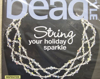 Bead Style Magazine 47 Designs From Readers and New Tips and Techniques January 2015