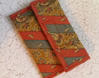 Quilted Coin Purse (CP131)
