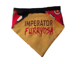Imperator Furryosa reversible pet bandana