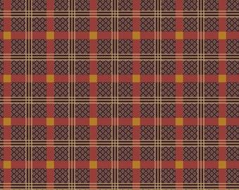 Andover Fabrics Jo Morton 5535 R Elizabethtown by the Yard