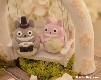 cake topper---Custom Order Deposit for the lovely Wedding Cake Topper (K120)