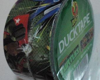 Duck Tape Roll TMNT Teenage Mutant Ninja Turtles Very Rare and Discontinued Best Price on the Net