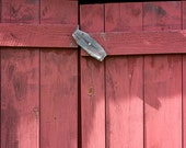 Barn Door Photo, New England Red Barn, Rustic Decor,  Instant Download, Print Yourself Digital Download, Stock Photography, Royalty Free Art