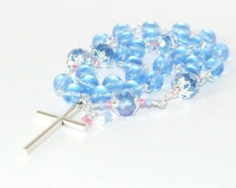 Christian Rosary Beads - Anglican, Episcopal & Protestant Prayer Beads