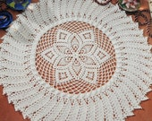 Vintage Crochet Pattern Book, Doilie Crochet Patterns, Like New Book with Grandma's Crochet Patterns  #66