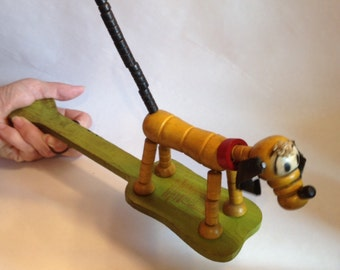 Fisher Price Pluto Pop Up Kritter Toy Made in 1931