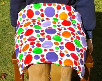 Fabric choice weighted lap pad, lap blanket, 50 x 50 cm, 1 kg /1.5 kg/ 2 kg/ 2.5 kg/ 3 kg