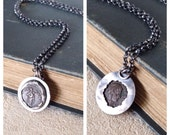 Ancient Roman Coin Necklace