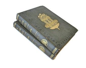 An Egyptian Princess - Two volume set -  Georg Ebers - 1897