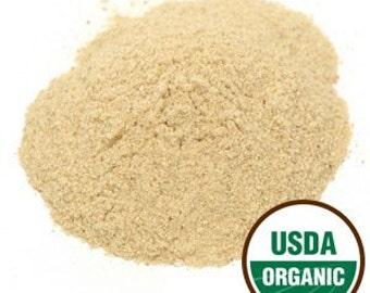 Organic Lemon Peel Powder 1 oz