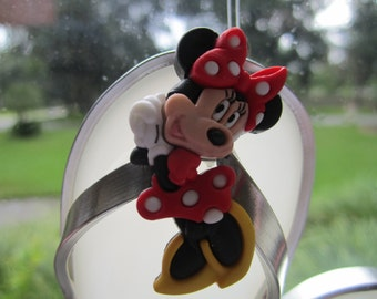 Miss Mouse Flipflop Suncatcher