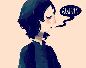 Always - Illustration Print
