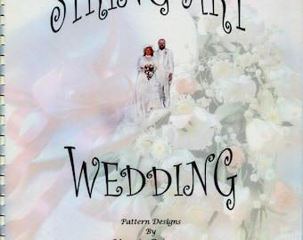 String Art Wedding PATTERN Book 7, 8 string art patterns, carriage, bell, bells, heart, hearts