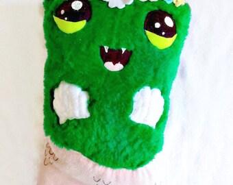 Plush Mermaid - Large Stuffed Monster Toy