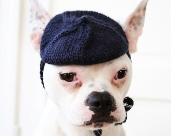 Dog Hat - Petite French Beret