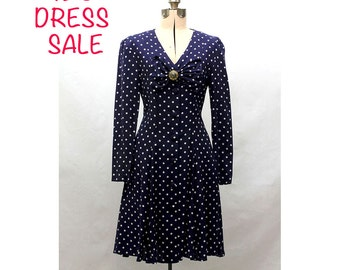 SALE! Vintage 80s The Molly Dress
