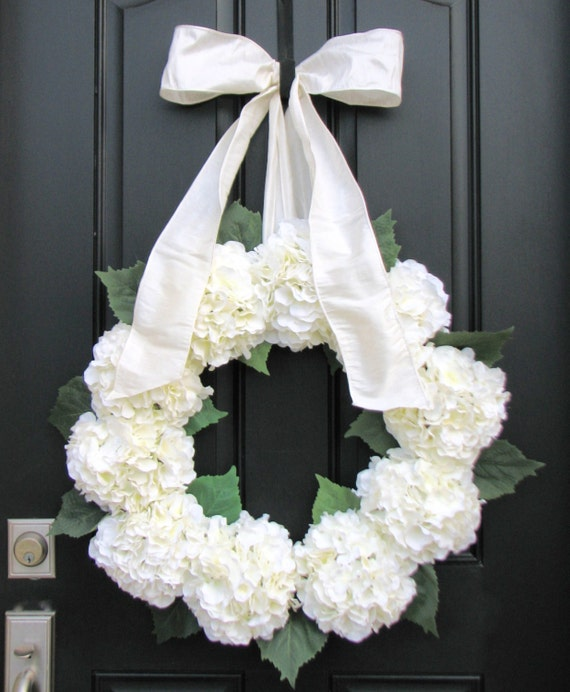 Wreaths Wreath Wedding Decorations Wedding Wreaths White